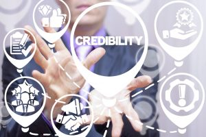 SEO builds trust and credibility