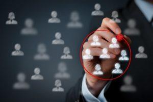 Targeting through digital marketing