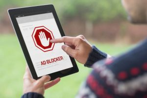Ad blocking technology