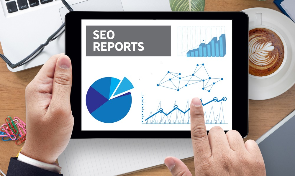 SEO Services report