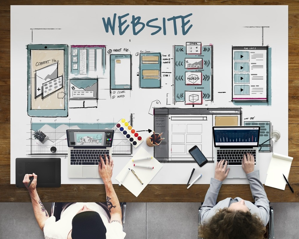 What makes great website design?