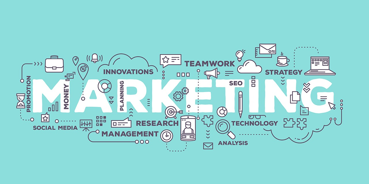 A digital marketing strategy