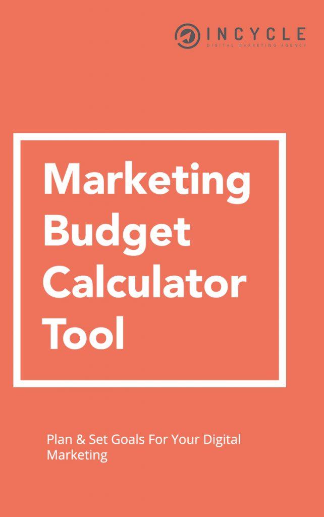 Marketing budget tool