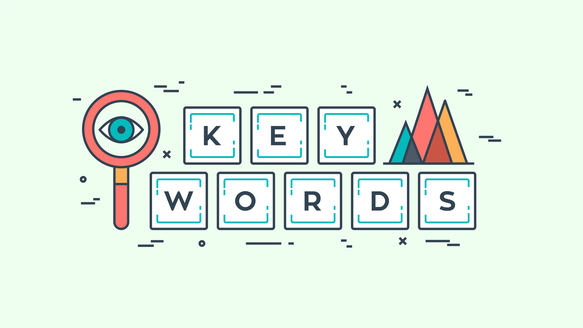 Website keyword research